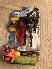 "Max Steel  6"" action figure claw blast dredd  brand new"