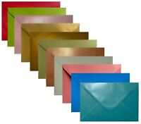 C5 coloured envelopes for A5 greeting cards wedding invitation crafts 162x229mm