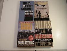 Four World War II Books