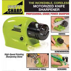 A5 Speedy Electric Knife Sharpener Swifty Sharp Motorised Blade Kitchen Tool