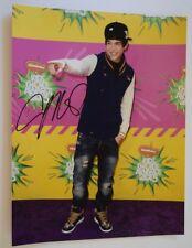 Austin Mahone Signed Autographed 11x14 Photo COA VD