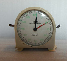 Vintage Collectable Clocks with Timer