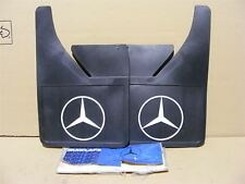 Mercedes Q34012610 Mud Flaps Set - Rear x2 (New Old Stock) | W126 S Class