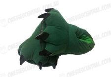 Animal Soft Plus Green Slipper