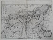 Schelde Zandvliet 1636 Mercator Bergen op Zoom