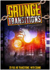 Grunge Transitions - Motion Graphics same day download