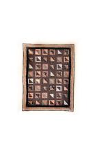 Triangle Quilt - Handmade Quilt - Twin Quilt