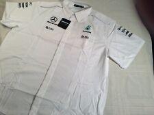 MERCEDES AMG PETRONAS Team Shirt (XXL) NWT by Hugo BOSS