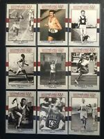 1991 Impel U.S. Olympic HOF 9-Card Lot (Track & Field GOLD Medalists)  LOT 3