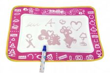 Aqua Malmatte mit Stift Zeichenmatte Zaubermatte #422