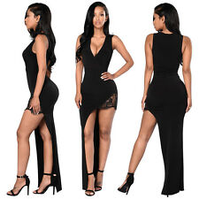 Sexy-Women-Sleeveless-Bandage-Bodycon-Evening-Partys-Cocktail-Lace-Club-Dress