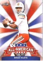 2017 Leaf Draft Football All-American #AA-02 Brad Kaaya
