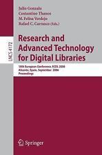 Research and Advanced Technology for Digital Libraries: 10th European Conference