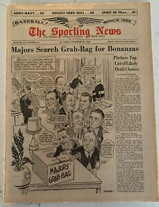 The Sporting News November 30, 1963 Roberto Clemente,Bobby Hull (B136)