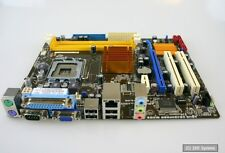 Asus P5QPL-AM Motherboard Mainboard FSB 1333, DDR2, DEFEKT, NOT WORKING, NOT OK