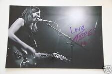 Mackenzie Scott-torres imagen 20x30cm + autógrafo/Autograph en persona.