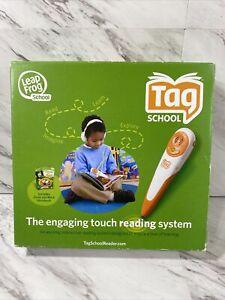 LeapFrog - Tag School Reading System Pen & Book Set