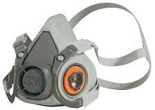 FFP3 P3 FFP2 P2 A2 Maske 6300 3M Partikelmaske Atemschutzmaske Größe L