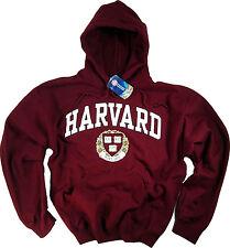 Harvard Hoodie Sweatshirt University Sweater Gifts Gear Womens Mens Apparel