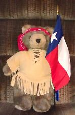 THE ALAMO BEAR BY REMI KRAMER  - FROM THE  LEGEND OF THE LONE STAR BEAR BOOK