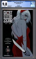 Ghost Station Zero #1  Becky Cloonan Variant Cover  1st Print    CGC 9.8