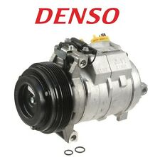 BMW E53 X5 Denso A/C AC Compressor with Clutch Brand New Ships Fast