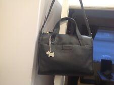 RADLEY BLACK LEATHER MULTI WAY BAG BNWOT X DISPLAY
