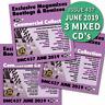 DMC Commercial Collection Issue 437 Bootleg Remix & Megamix DJ Triple Music CD