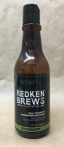 Redken Brews With Crafted Malt Daily Shampoo 10 oz