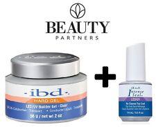 IBD LED/UV Builder Gel Clear 56g + IBD LED/UV Intense Seal 14ml TOP****