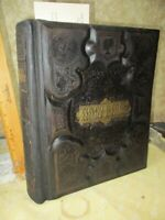 COMPLETE DOMESTIC BIBLE,1873,Illustrated,Gustave DORE & Others,Illuminations