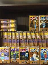 Case Closed Detective Conan Meitantei Konan comic set 1-92 Japanese manga S59