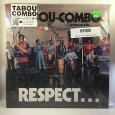 Tabou Combo - Respect LP NEW