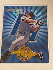 1997 Donruss Power Alley Jeff Bagwell Blue /2000 !