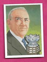 1987 HALL OF FAME FRANK J SELKE ELECTED 1960 MINT CARD (INV# A8475)