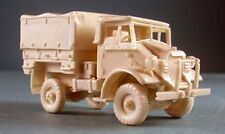 Milicast BB104 1/76 Resin WWII British Ford F8 8cwt 4x2 GS Truck+Full Tilt Cover