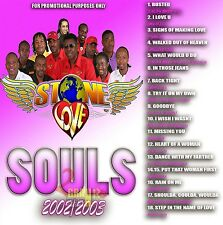 STONE LOVE LIVE SOULS MIX CD (2002-2003)