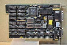 Tseng Labs ET3000AX ISA VGA 1MB Turbo Video Graphics Card from 80286 Computer