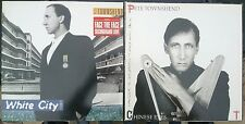 Pete Townshend - Lot de 2 albums vinyles 33 tours