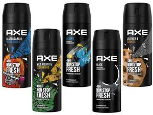 AXE Bodyspray Deodorant 5x 150ml diverse Sorten Männer Herren Men Deo Spray