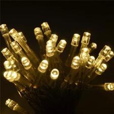 INST 30 LED Battery String Lights Decor Warm White Flexible 3 Meters