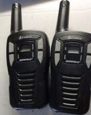 Cobra Walkie Talkie Micro Talk Cxt195 16-Mile Range 2-Way Radios Pair 2 Pack