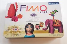 FIMO Soft Modelliermasse-set Nostalgie In Metallbox