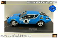 Renault Alpine A310 #5 Therier-Vial Rallye Monte Carlo 1975 IXO - 18RMC036A 1/18