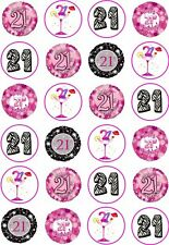 21st Cupcake Decorations For Sale Ebay