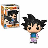 Goten DBZ Dragonball Z Dragon Ball POP! Animation #618 Vinyl Figur Funko