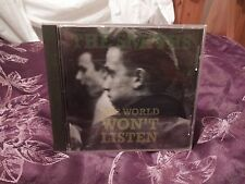 The Smiths The World Won't Listen RARE French Rough Trade CD Album