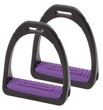 Compositi Premium Stirrups Large - Purple **RR $39.95