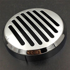 Honda VT750 Shadow ACE & AERO VT750 C/CD Silver Chrome Slotted Horn GRILLE/COVER