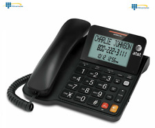 AT&T CL2940 Landline Corded Phone Desk Wall Telephone Lrg Display +FREE SHIPPING